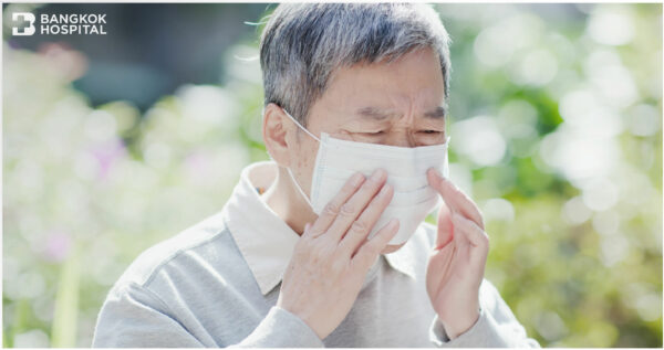 Impact of PM2.5 on the elderly