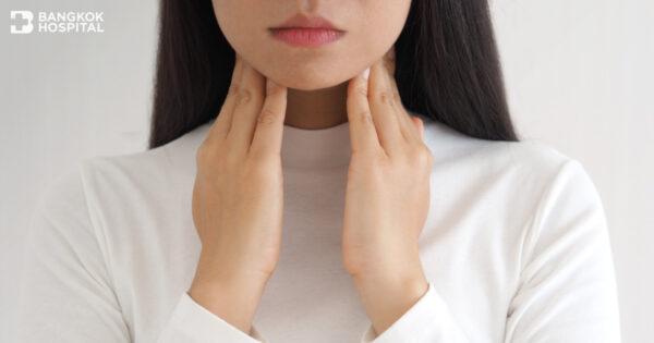 การผ่าตัดไทรอยด์ส่องกล้องทางช่องปากโดยไร้แผลเป็น