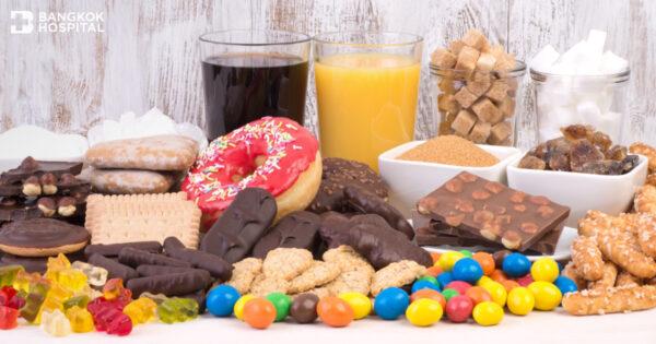 กินผิด ชีวิตติดเบาหวาน