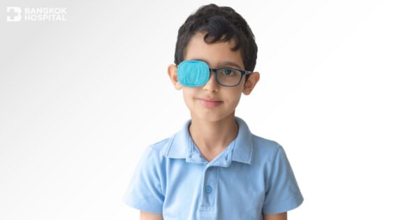 ตาขี้เกียจในเด็ก เช็กให้ดีก่อนลูกมองไม่เห็น