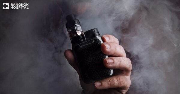 บุหรี่ไฟฟ้า (ELECTRIC CIGARETTE)