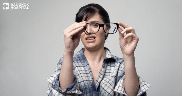 มารู้จักภาวะสายตาผิดปกติ