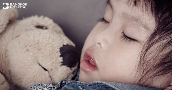 Treatment for Child Snoring or Enlarged Adenoids