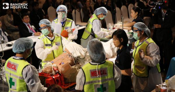แพทย์อาวุโสแนะ ความสำคัญของการจัดตั้งเครือข่ายศูนย์อุบัติเหตุทั่วประเทศ