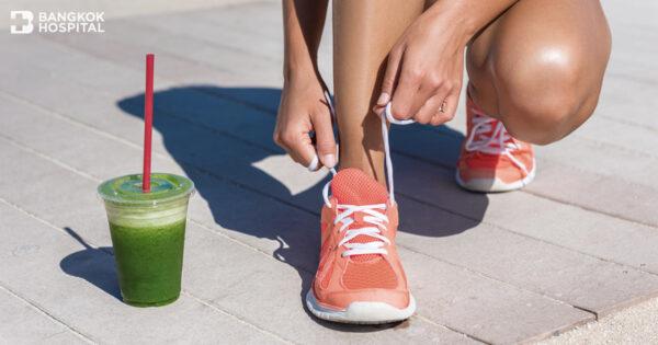 โภชนาการสำหรับนักวิ่ง