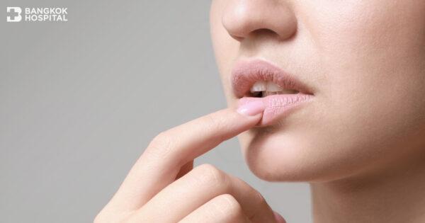 โรคเบาหวานกับภาวะปากแห้ง