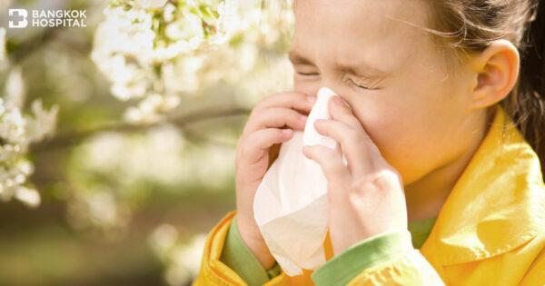 โรคหน้าร้อนในเด็ก ไม่ยากเกินจะรับมือ