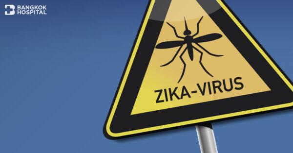 ไวรัสซิกา เชื้อร้ายจากยุงลาย