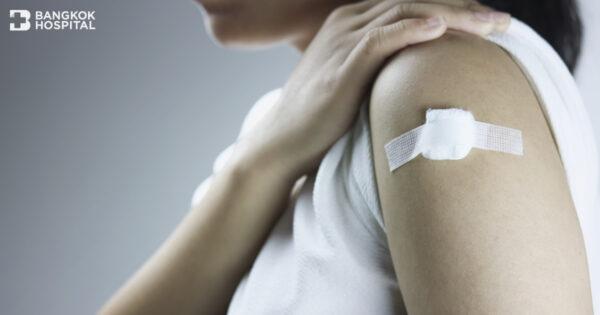 ป้องกันไวรัสตับอักเสบ A, B ด้วยวัคซีนก่อนร้ายแรง