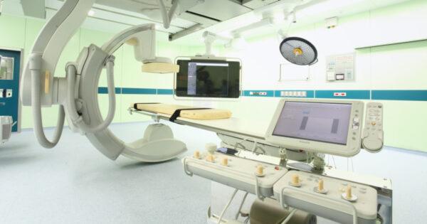 ห้องผ่าตัดอัจฉริยะ Hybrid Operating Room Full Function