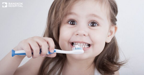 Preparing Your Child in the First Years of Life. Ways to Enhance Children's Development and Dental Health