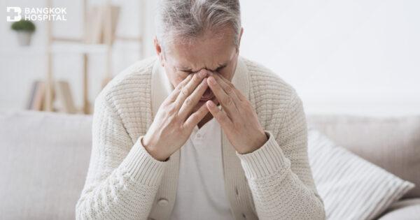 โรคตาในผู้สูงอายุ ความเสื่อมที่ต้องเตรียมรับมือ