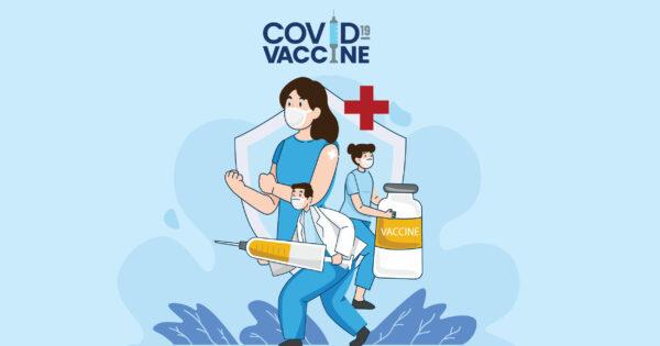 5 ข้อควรรู้ก่อนฉีดวัคซีน COVID-19