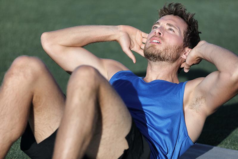 ไส้เลื่อนนักกีฬา รู้ระวังรีบรักษาก่อนไม่ฟิต